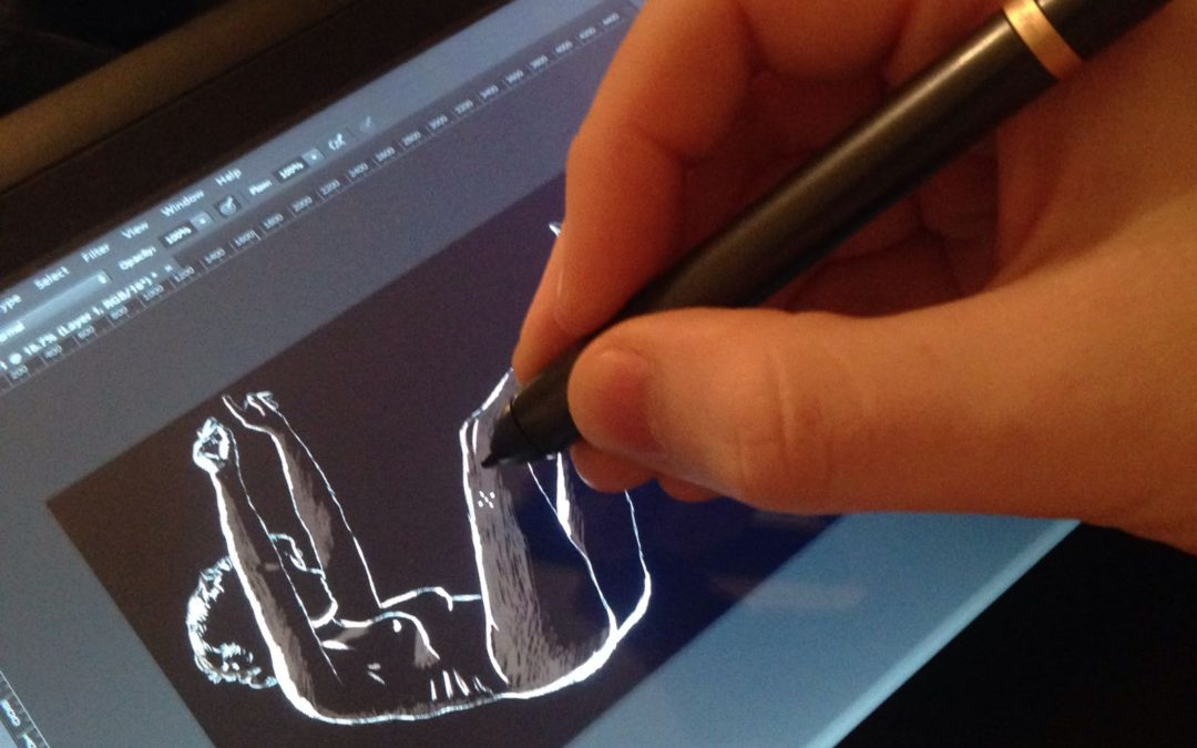 "Workflow addition: XP-Pen ""Artist 10S"" Pen Tablet"