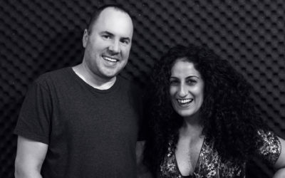 Photography: In the studio with Keith and the Girl